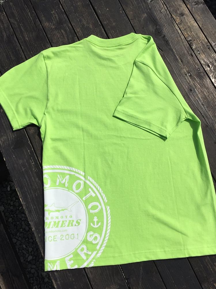 神子元ハンマーズオリジナルTシャツに、待望の別カラーモデルが登場!