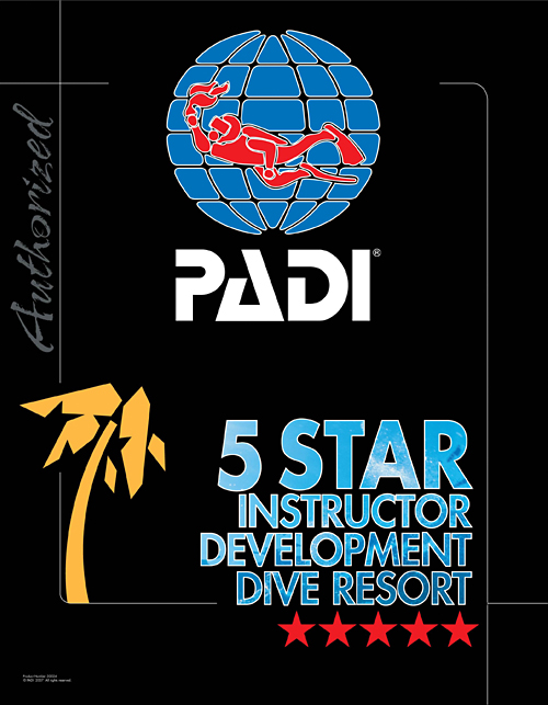 PADI インストラクター開発コース
