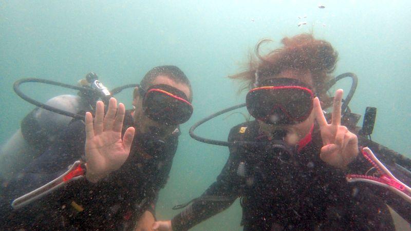 満員御礼!体験ダイビング@ヒリゾ浜