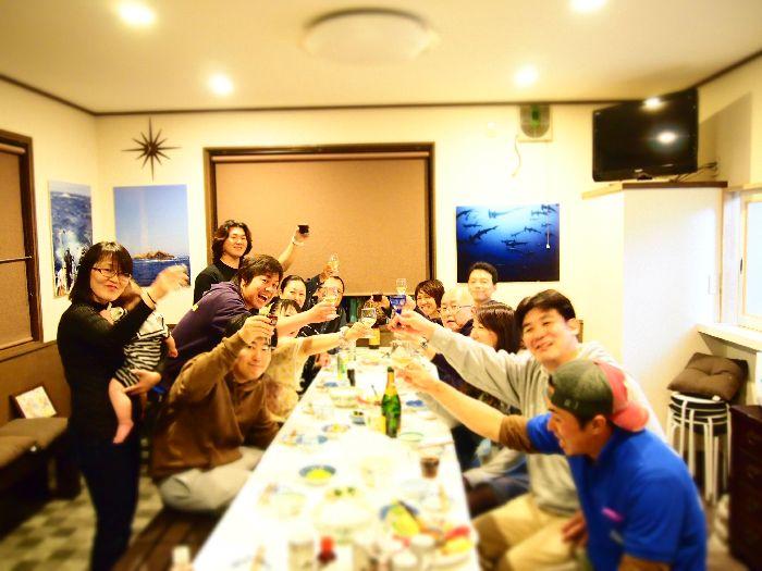 前夜祭&神子元オープン戦!?