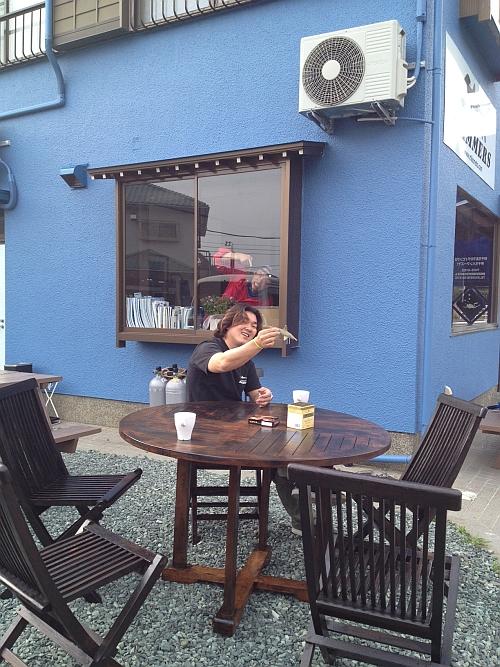 HAMMERS Café OPEN!?