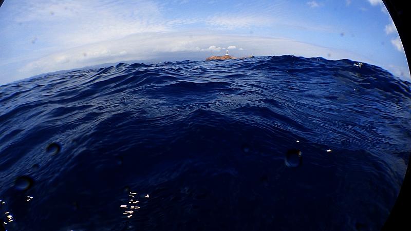 青い海続いてます!@神子元