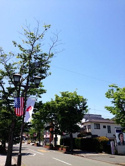 台風一過!! 週末は黒船祭り!!!