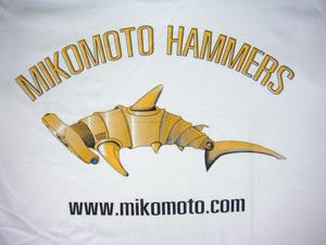 神子元ハンマーズ オリジナルT−シャツ 2007